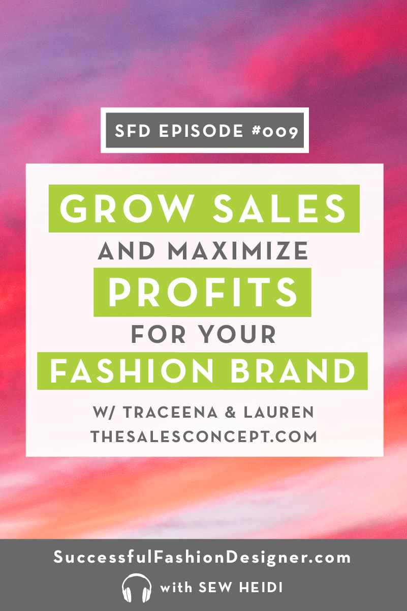 How to Sell Your Clothing Line to Retailers, step by step