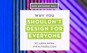 Successful Fashion Designer Podcast interview with Anna Mora and Sew Heidi