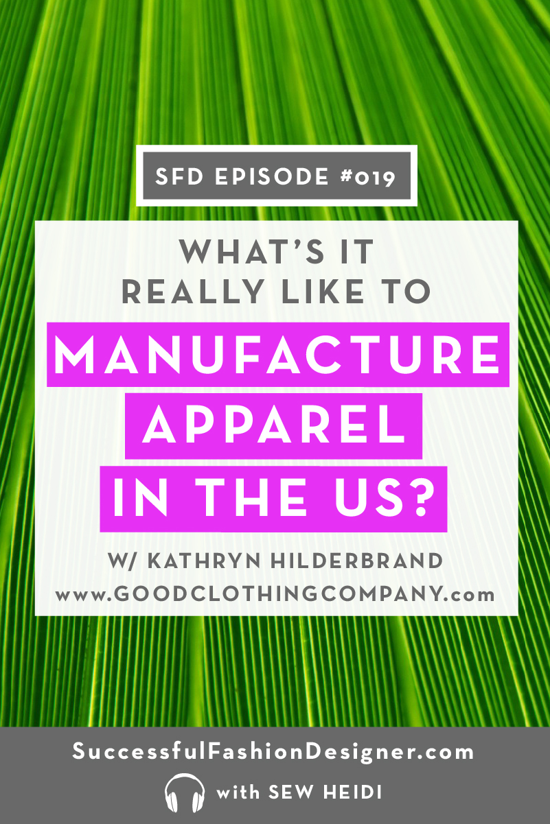 Apparel Manufacturers in the USA