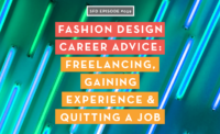 Fashion Design Career Advice, Successful Fashion Designer Podcast by Sew Heidi