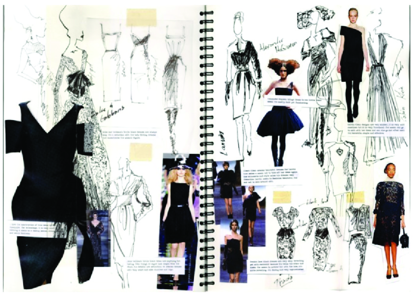Your Fashion Portfolio Can Make Or Break Your Success Free Guide To Getting Your Dream Fashion Job Courses Free Tutorials On Adobe Illustrator Tech Packs Freelancing For Fashion Designers