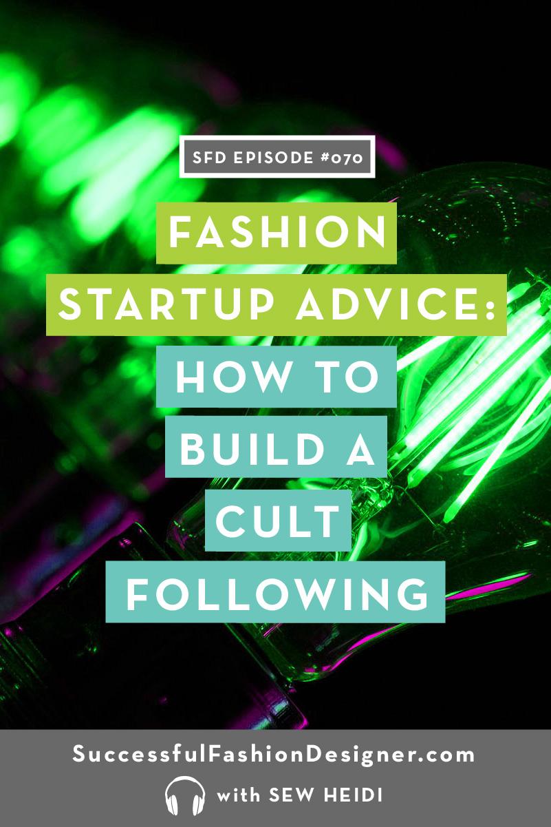070 fashion startup advicePIN 80