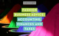 SFD073 Accounting Advice for Fashion Designers and Businesses