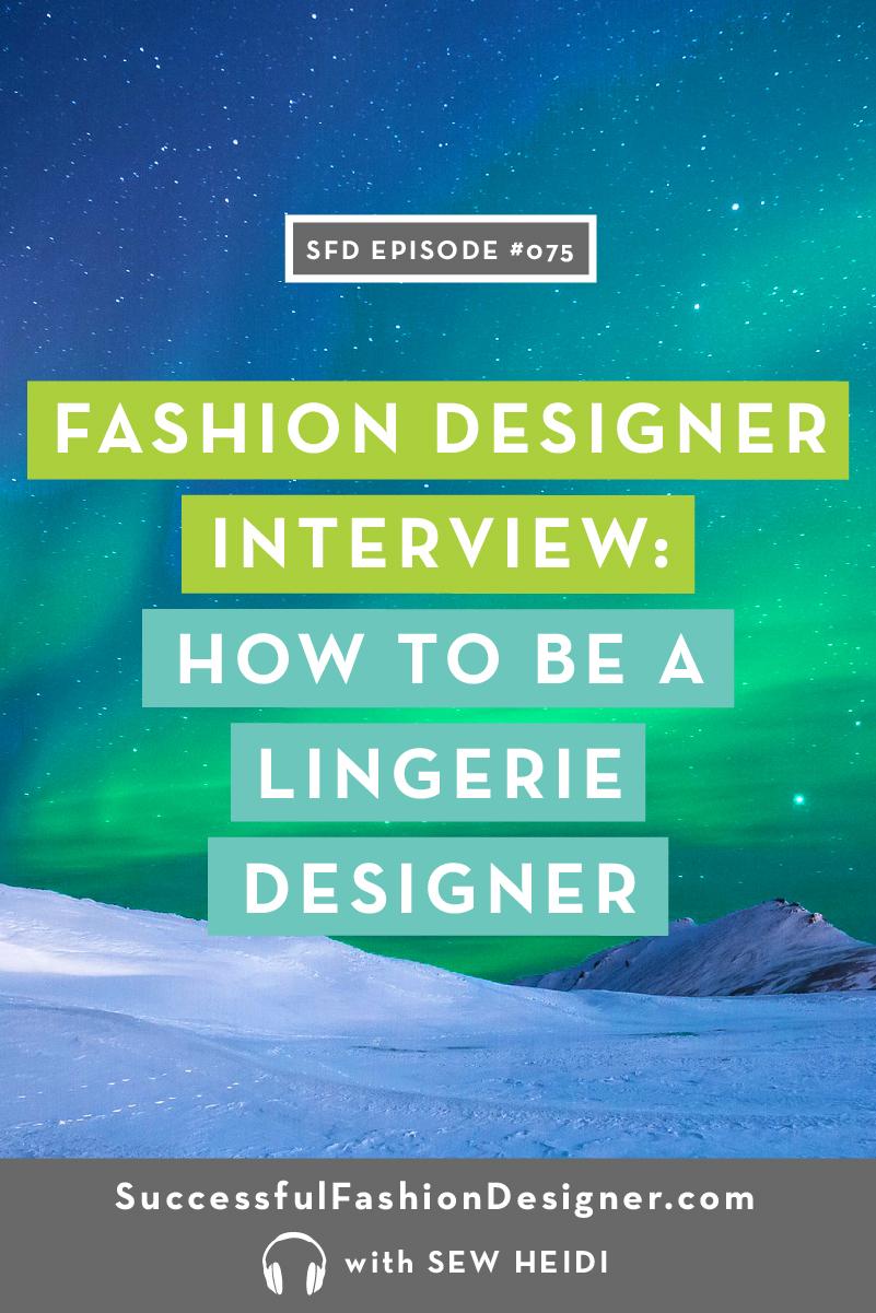 075 lingerie designerPIN
