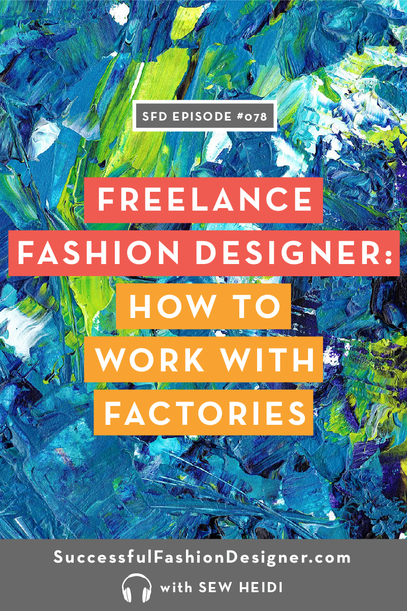 078 freelancer fashion factoryPIN