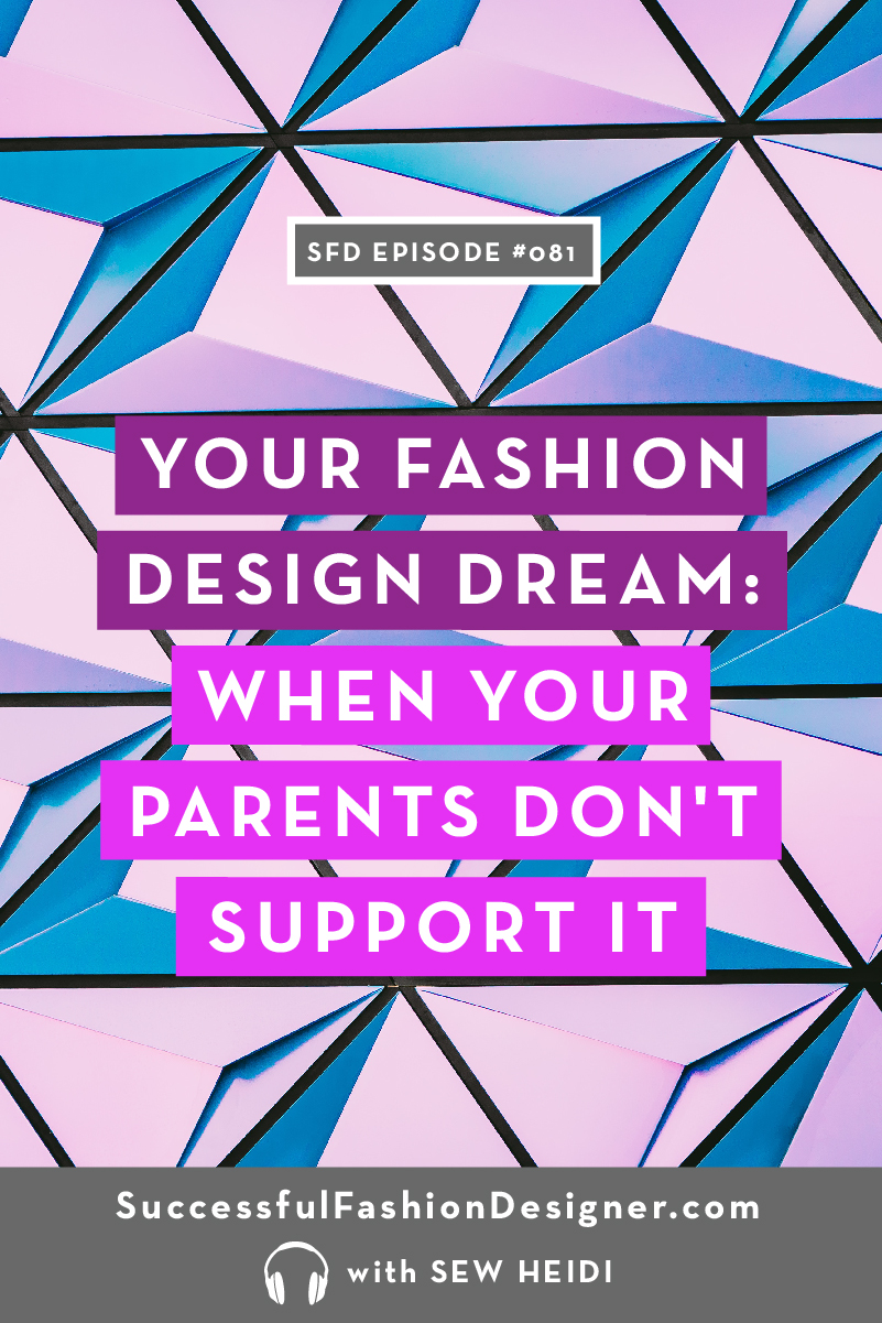 081 fashion designer parents say noPIN