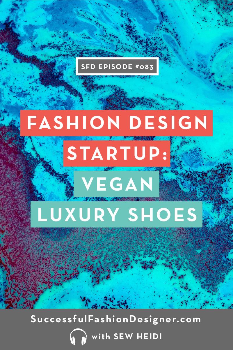 083 vegan luxury shoesPIN