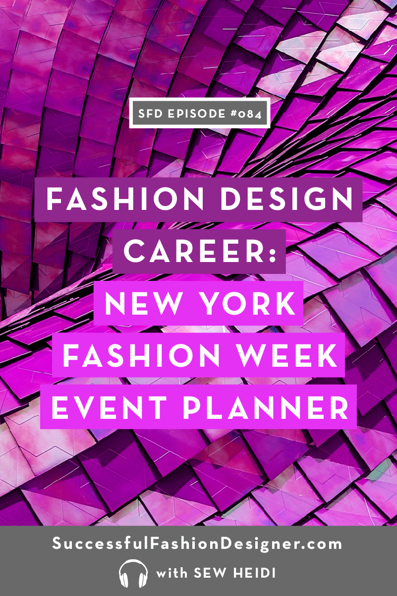 084 event planner new york fashion weekPIN