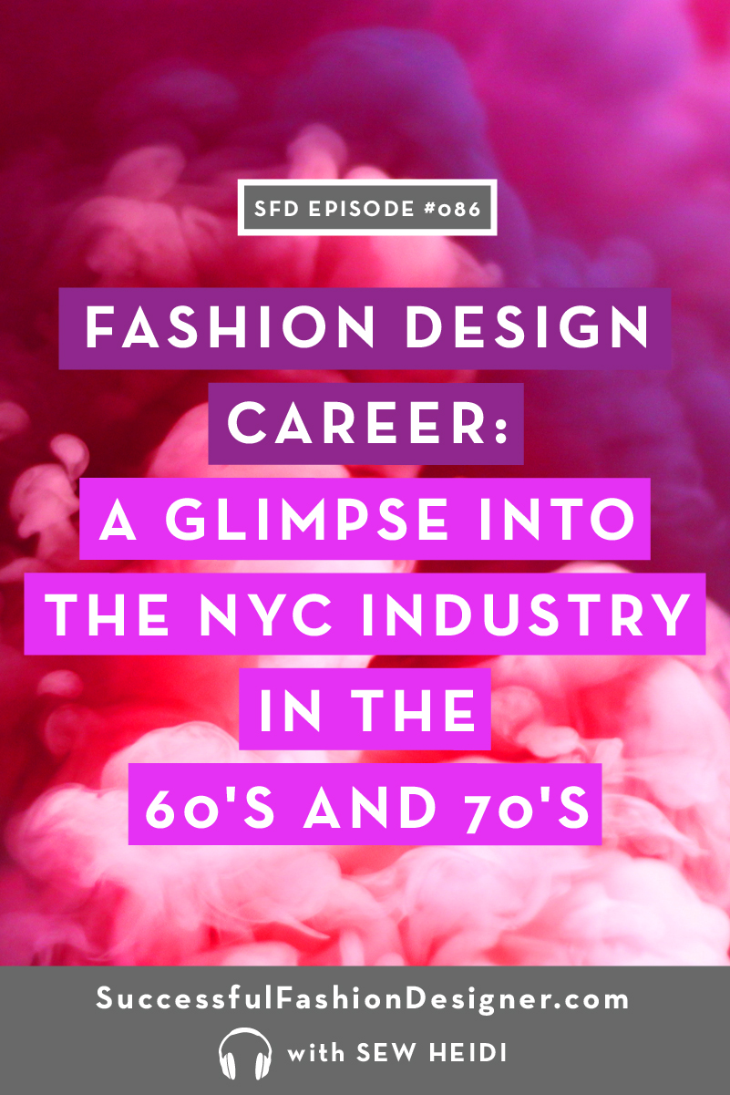 086 nyc fashion industry 1960PIN