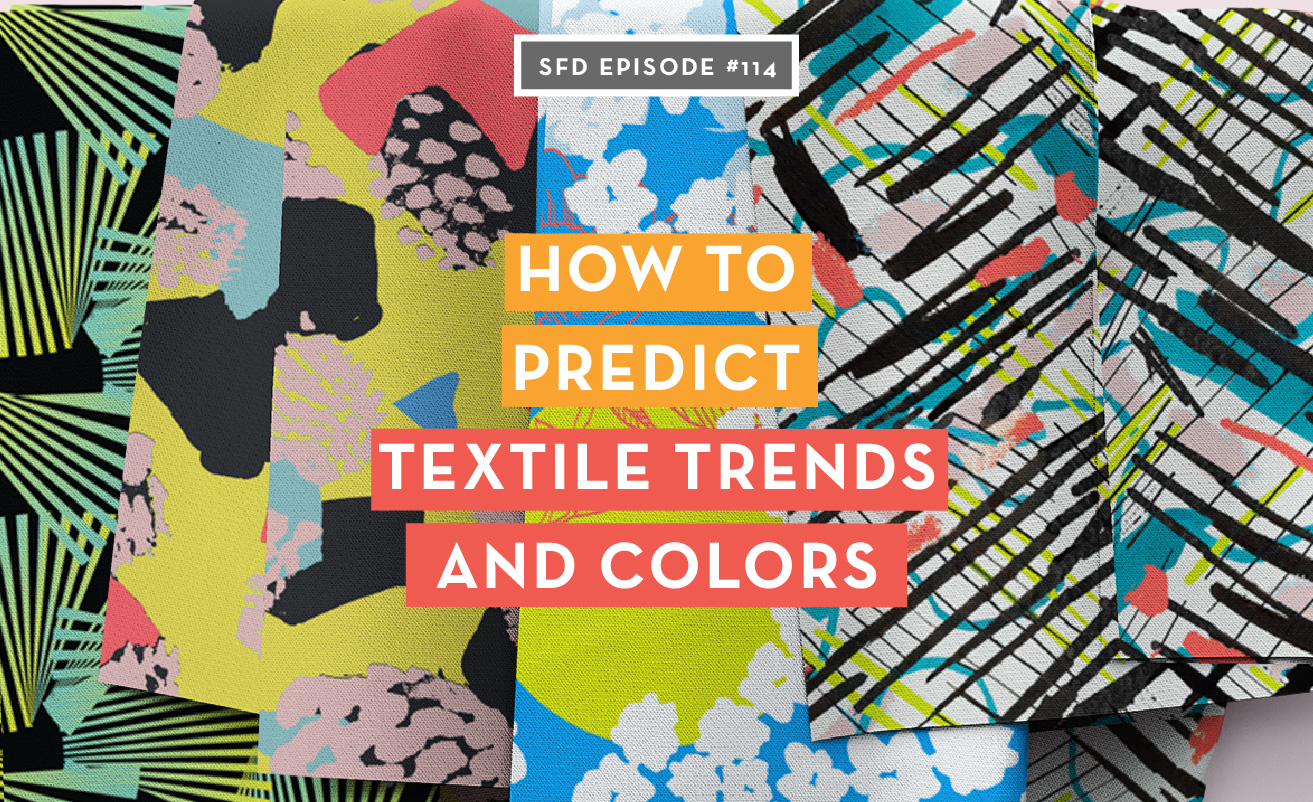 How to predict textile trends and colors