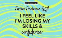 fashion freelancer confidence