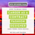 Contract Fashion Designer Career