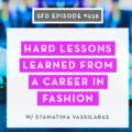 Fashion Career Lessons