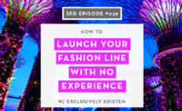 Fashion Line No Experience