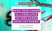 Fashion Freelance Pattern Maker (David Russon)