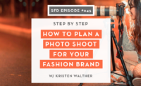 How to Plan a Fashion Photoshoot
