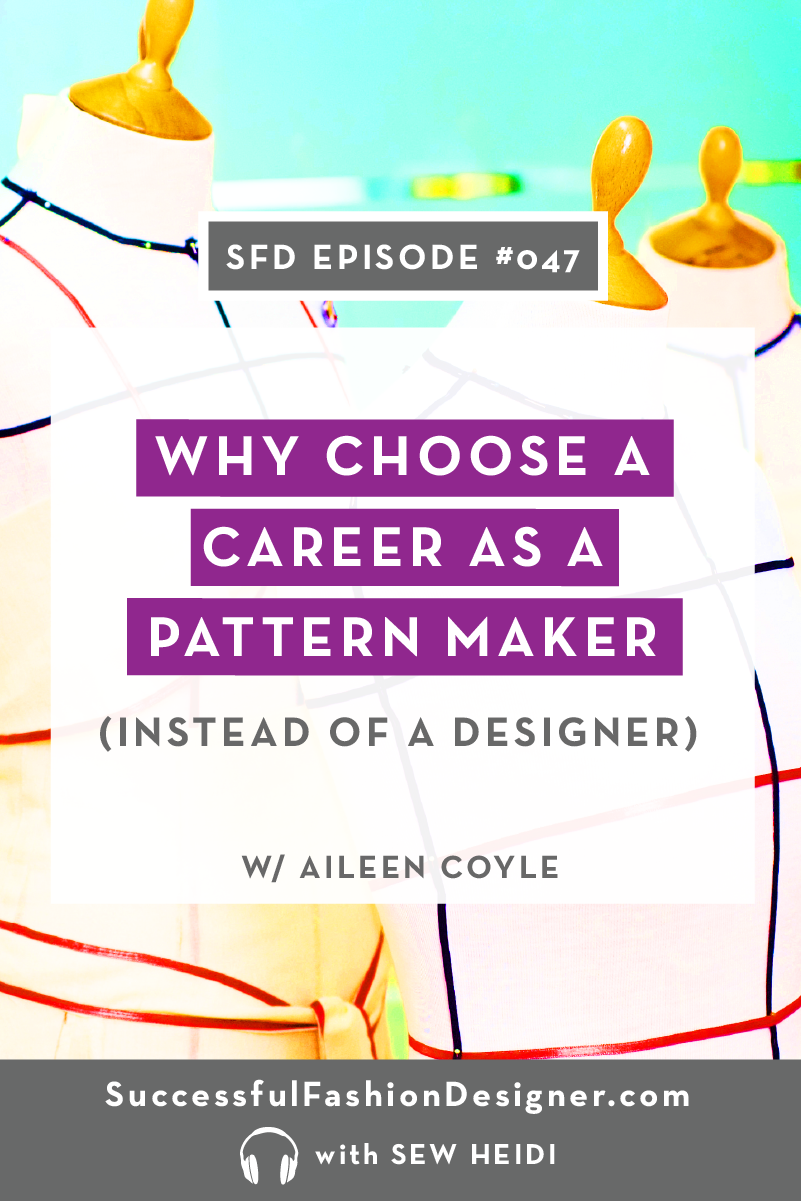 Why Choose A Career As A Pattern Maker Instead Of A Fashion Designer Courses Free Tutorials On Adobe Illustrator Tech Packs Freelancing For Fashion Designers