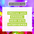 Sew Heidi gets Interviewed on Successful Fashion Designer Podcast