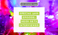 Sew Heidi gets Interviewed on Successful Fashion Designer Podcast