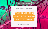 Successful Fashion Designer Podcast: Know Thy Customer