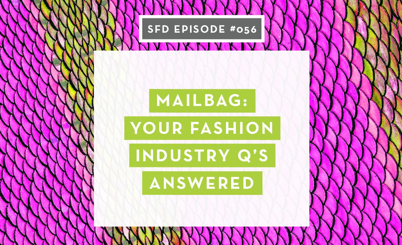 Successful Fashion Designer Podcast with Sew Heidi