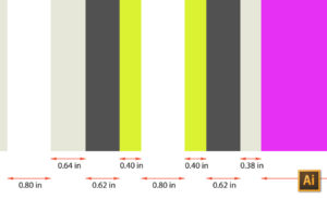 How to Spec Measurements for Fashion Designers in Illustrator with Astute Graphics