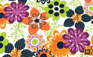 Convert Scanned Art to Vector and Make Colorways Tutorial by {Sew Heidi}