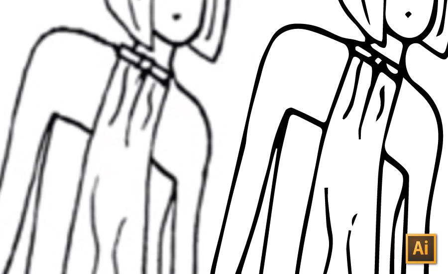 convert pdf to illustrator vector