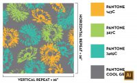 How to Create Specs for Repeating Textile Patterns Tutorial by {Sew Heidi}