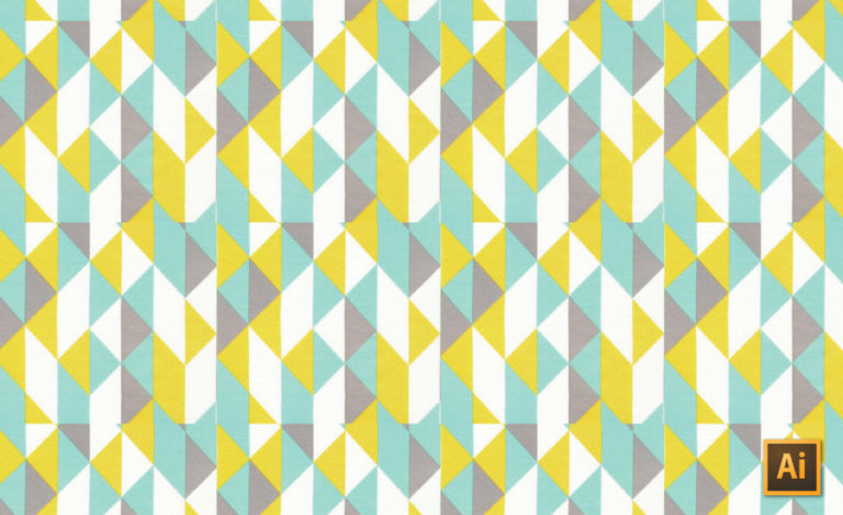 How to Create a Repeating Pattern Swatch from an Image Tutorial by {Sew Heidi}