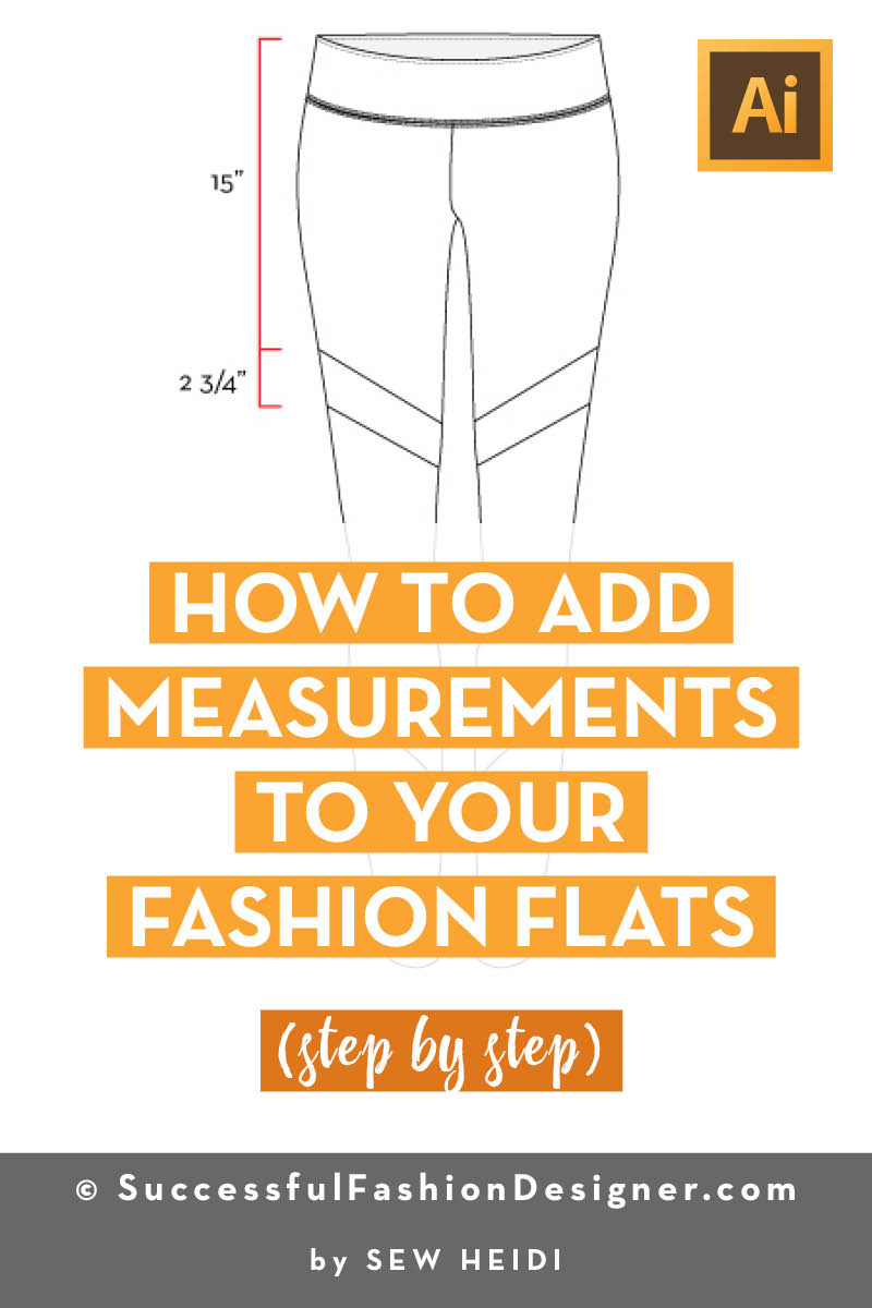 How to Spec Cut & Sew Panels on Your Garment