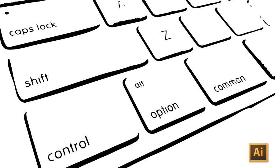 My Top 10 Illustrator Keyboard Shortcuts (for fashion designers) Tutorial by {Sew Heidi}
