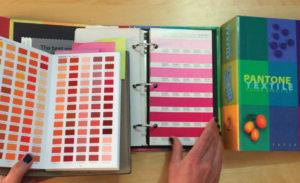 Pantone Color Guide for Fashion Designers tutorial by Sew Heidi + The Successful Fashion Designer