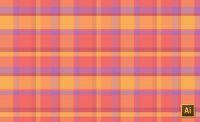 Plaid Repeating Patterns in Illustrator Tutorial by {Sew Heidi}