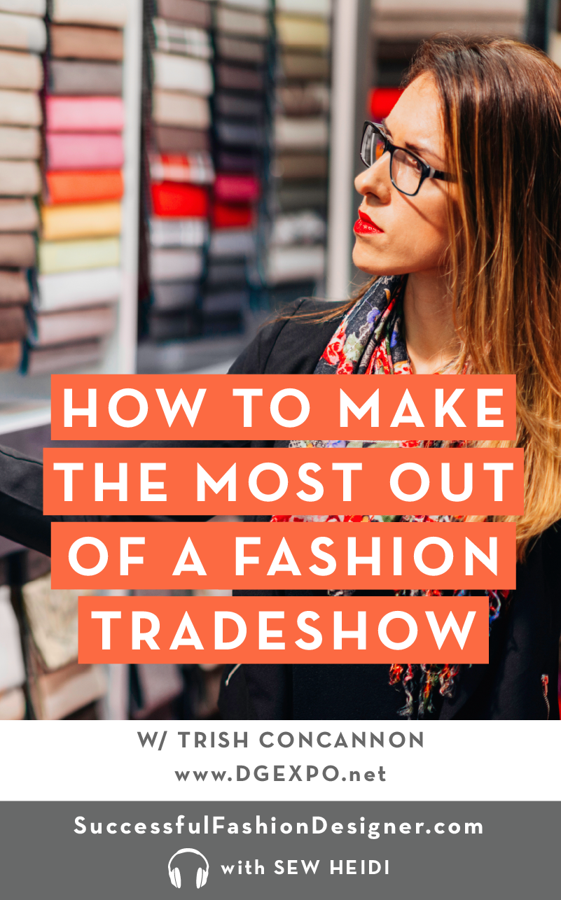 Textile Trade Show: Startup Fashion Sourcing