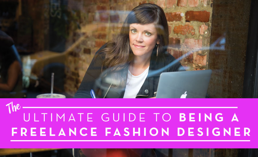 The Ultimate Guide to Being a Freelance Fashion Designer by Sew Heidi