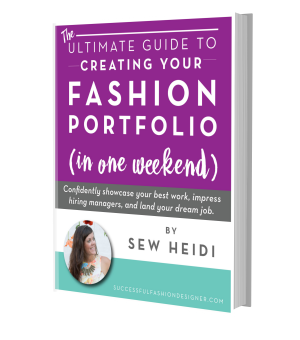 Free Ultimate Guide To Your Fashion Portfolio In One Weekend Courses Free Tutorials On Adobe Illustrator Tech Packs Freelancing For Fashion Designers Courses Free Tutorials On Adobe