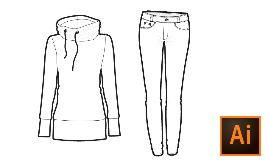 Adobe Illustrator Fashion Tutorials