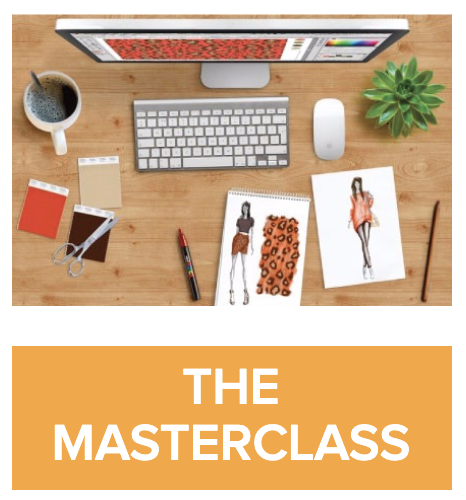 Adobe Illustrator Masterclass for Fashion Designers by Sew Heidi