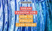 Successful Fashion Designer Podcast: How to Land your Dream Fashion Job