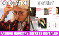 Expectations VS Reality of Working in the Fashion Industry