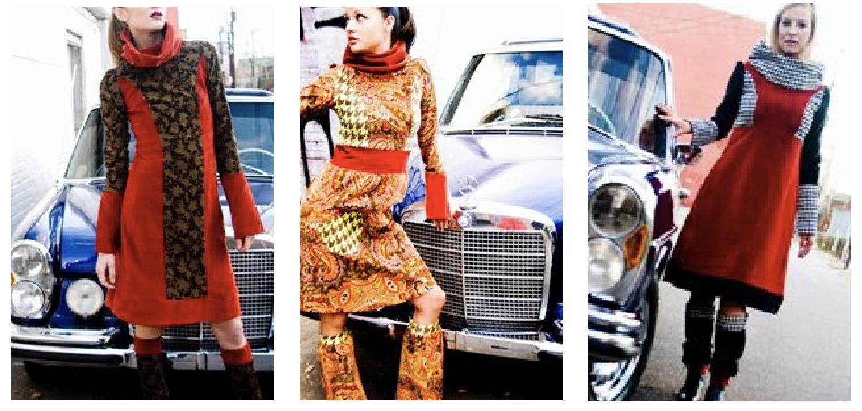 Fashion Portfolio book by Sew Heidi of Successful Fashion Freelancer 2