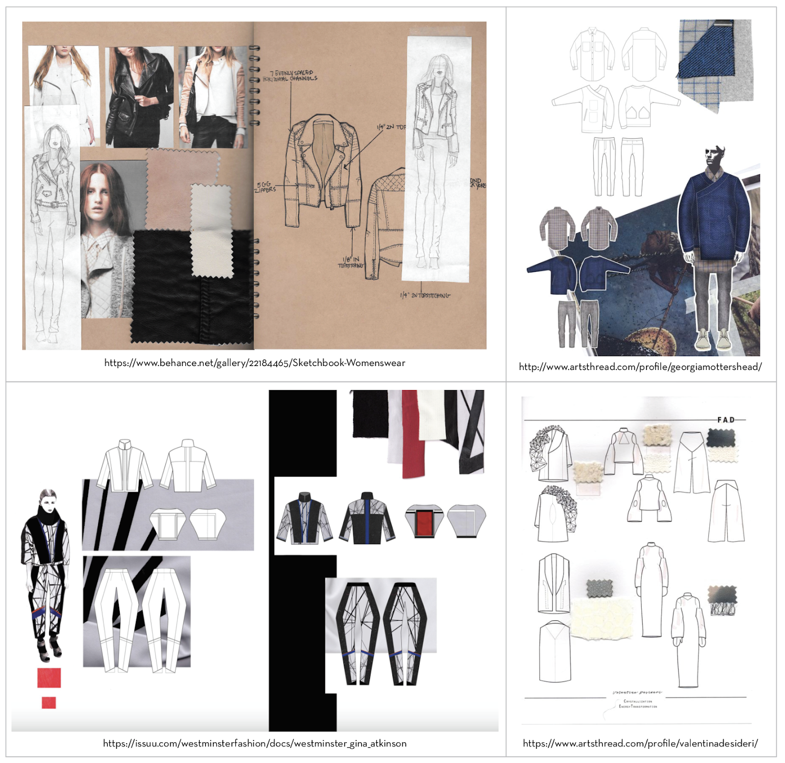 Fashion Design Portfolio Layouts Online Physical Books Do You Need Both Courses Free Tutorials On Adobe Illustrator Tech Packs Freelancing For Fashion Designers