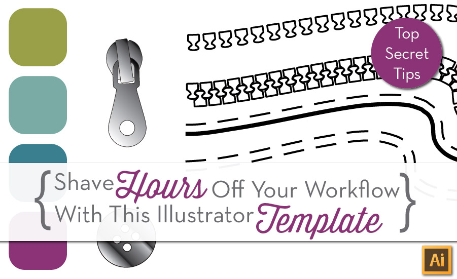 Automatically Load Brushes, Swatches & Symbols in Every Illustrator ...