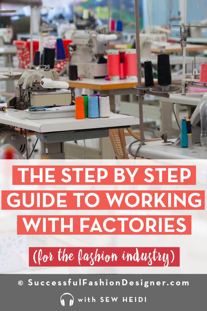 Find an American Clothing Factory to Make Your Fashion Product