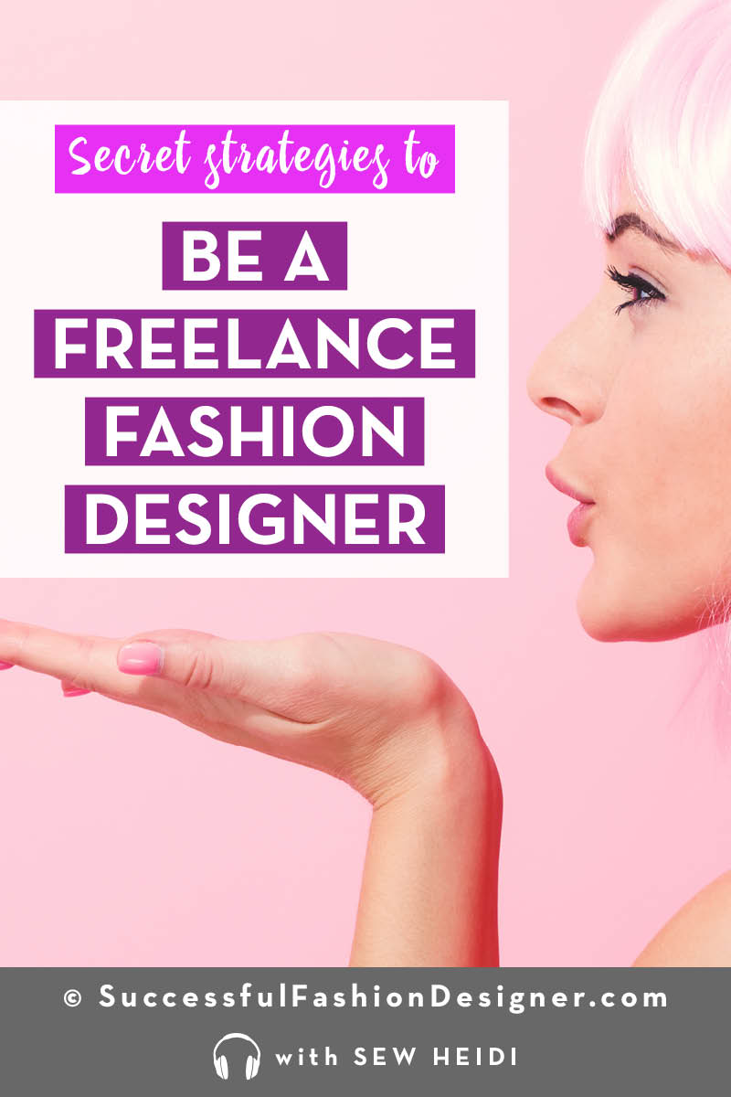 Freelance Clothing Designer: Work Remote from Home
