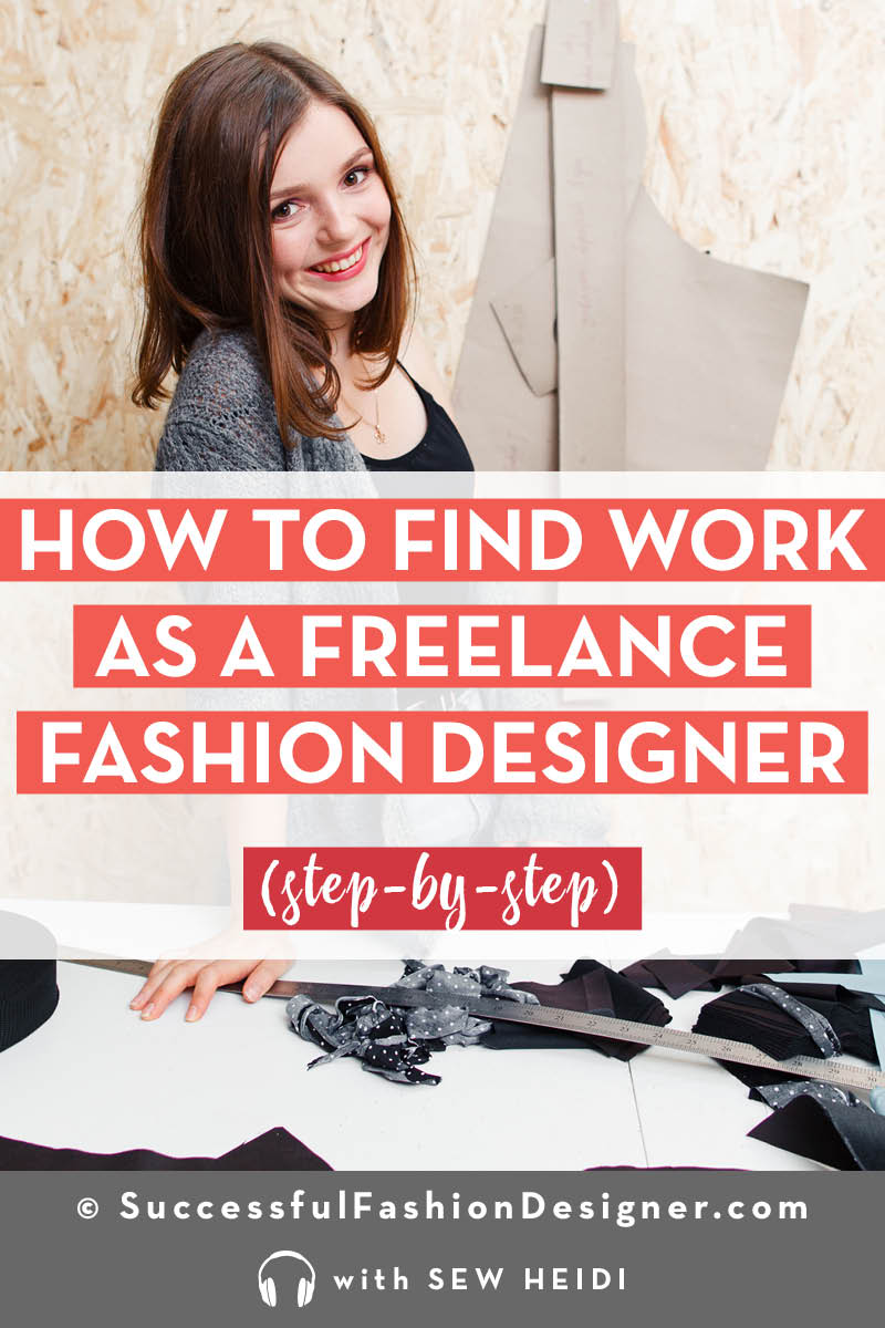 Freelance Fashion Designer Advice + Email Templates