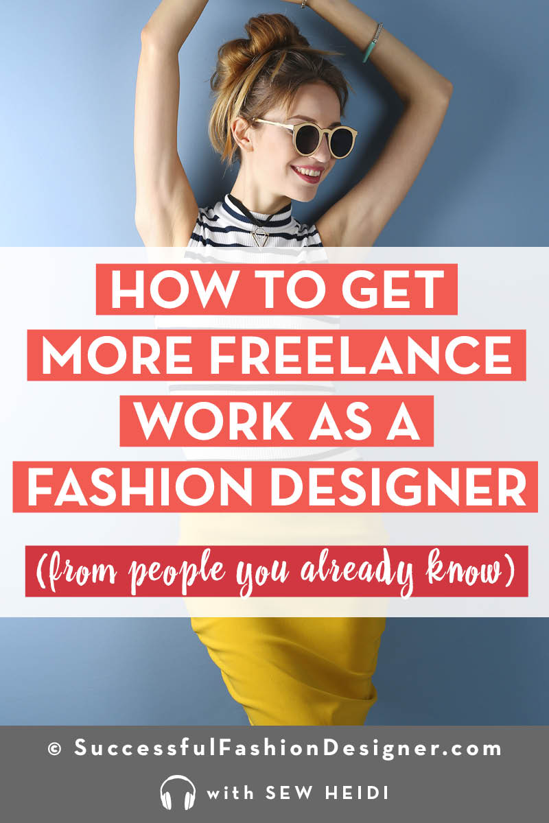 Freelance Fashion Career Networking