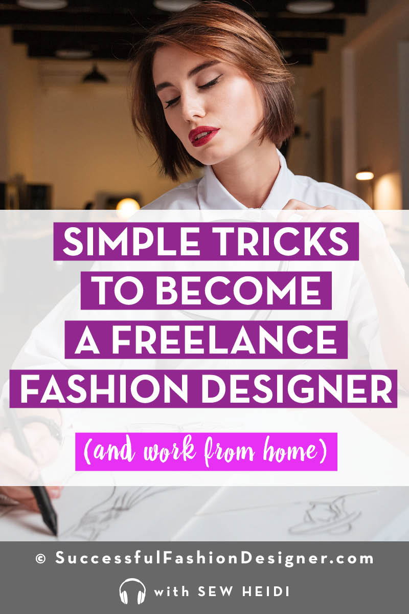 Freelance Fashion Career Advice How To Get More Work By Networking Courses Free Tutorials On Adobe Illustrator Tech Packs Freelancing For Fashion Designers