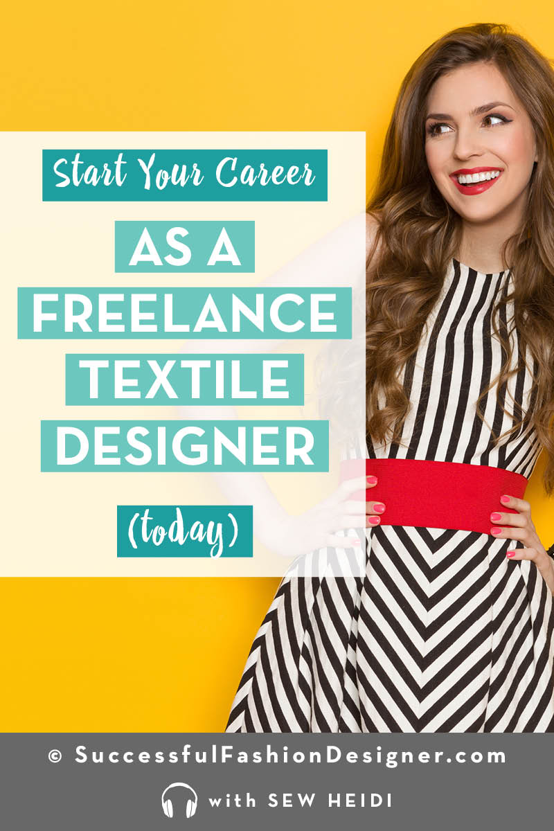Freelance Textile Designer Career